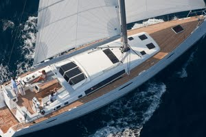 Luxury yacht charters in Croatia