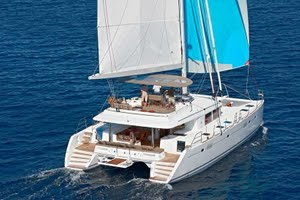 Luxury yacht charters in Turkey