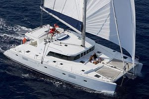 luxury yacht charters in Spain