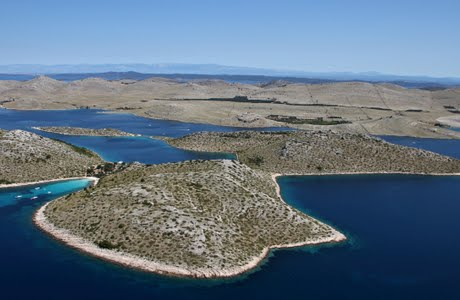 Sailing the Kornati Islands
