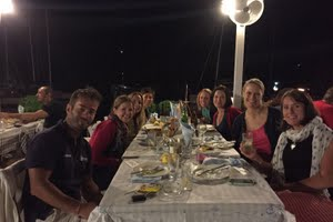 Greece skippered sailing holidays