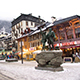 Ski holidays and accommodation in Chamonix
