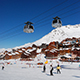 skiing holidays to Val Thorens