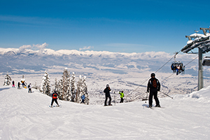 Visit Bansko, Bulgaria for affordable ski and snowboard holidays
