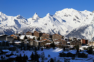 Visit Nendaz, Switzerland for affordable ski and snowboard holidays