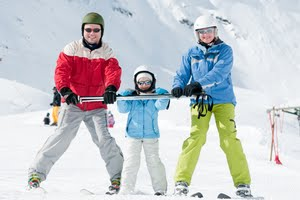 Visit Saas Fee in Switzerland for fantastic family ski and snowboard holidays
