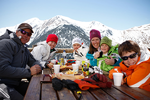 Visit Les Gets in France for fantastic family ski and snowboard holidays