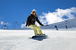 Visit Saas Fee, Switzerland for excellent beginner skiing holidays
