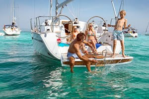 Yacht charters to Croatia