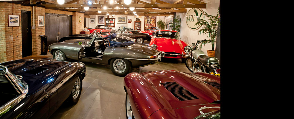 The Eagle Showroom
