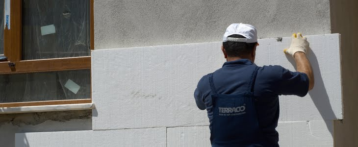 What Is Eifs Exterior Insulation Finishing System Terraco Uk