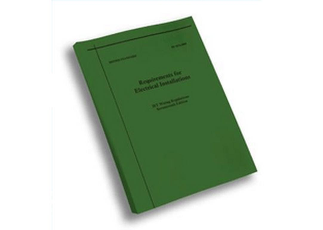 17th Edition Amendments Iet Wiring Regulations Book Will Be Published Any Day Now And Include Several Changes These Revision On Medical Locations Measures Against