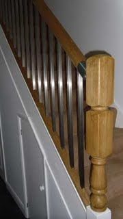 Retro Fit Stainless Steel Stair Baers