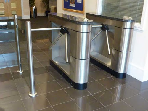 Stainless Steel For The Turnstiles Sector