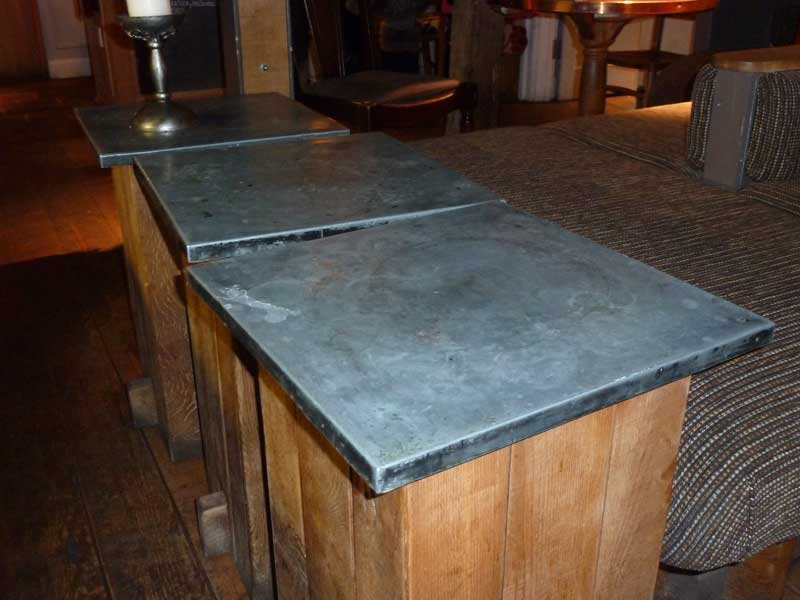Zinc For The Zinc Worktops Sector