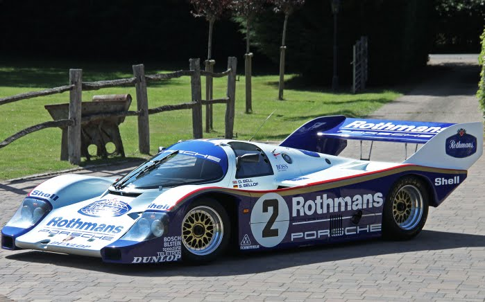 Image result for Rothmans Porsche 956 C bellof