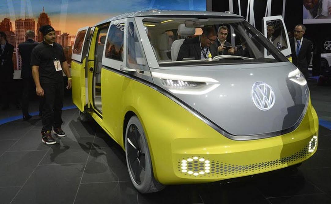 Probably The Most Hyped Electric Car Is Not A At All There Lot Of Buzz Around Vq Microbus Known As Budd E It Has Some Pretty Impressive