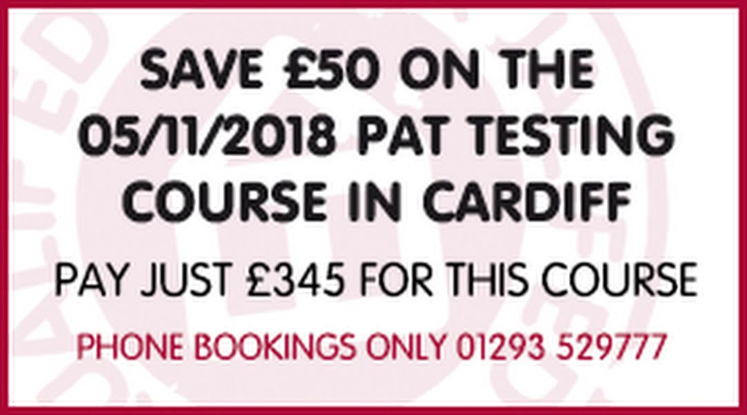 Pat Testing Courses City Guilds 2377 22 32 Training