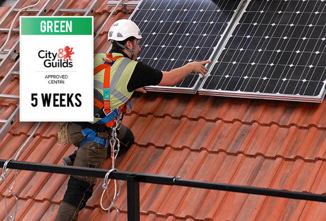 Electrical Courses Electrician Training Specialists Iee Wiring Regulations 17th Edition Green Book Solar Pv Installer Package