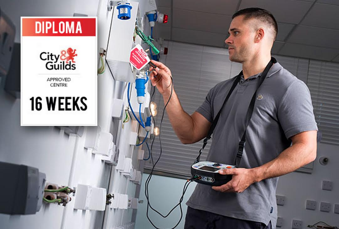 Electrical Courses Electrician Training Specialists Wiring Jobs In London 16 Week Domestic Commercial Course